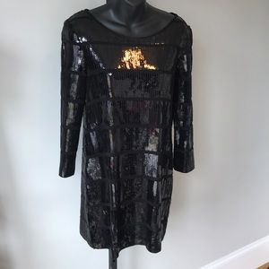 Theory Party Dress - Size Small
